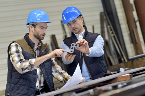 Proper training of employees can help alleviate potential risks for a manufacturing plant.